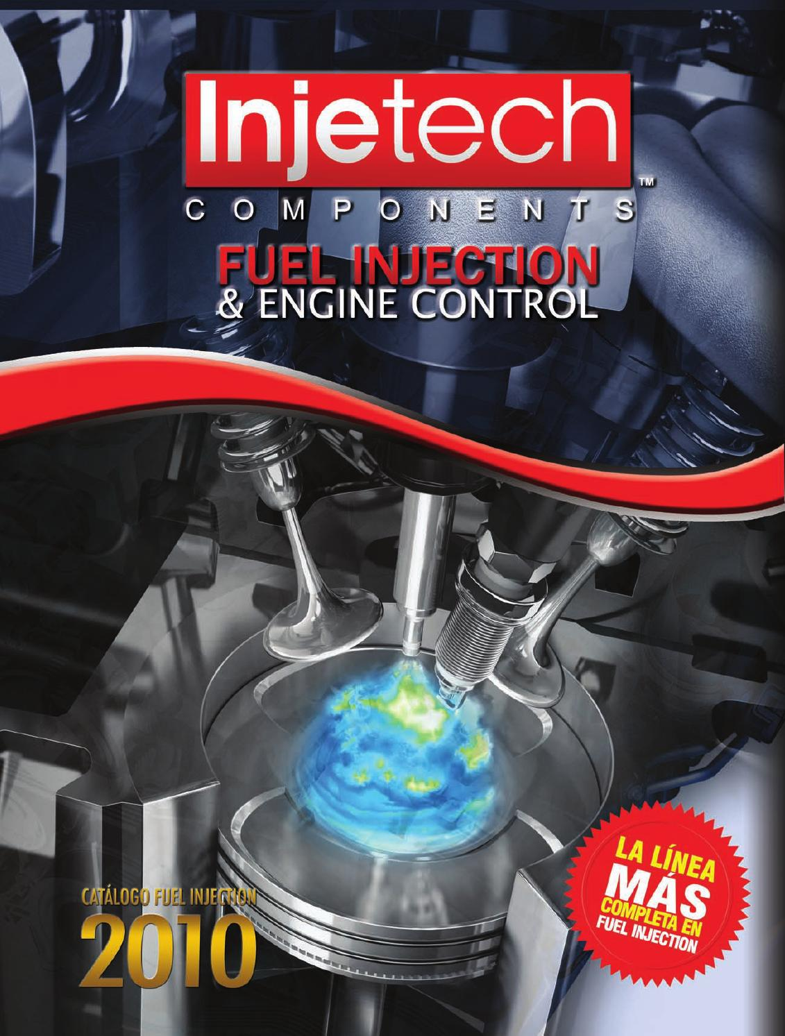 INJETECH 2010 by Ciosa Autopartes Issuu