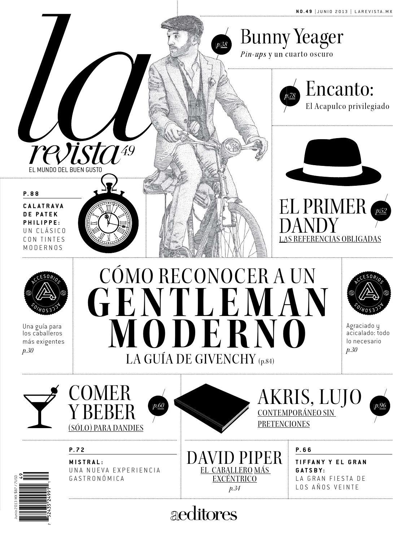 La Revista 49 by La Revista Mexico - issuu f13b8118f724