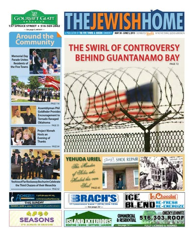 Five Towns Jewish Home May 29 2013 By Yitzy Halpern Issuu