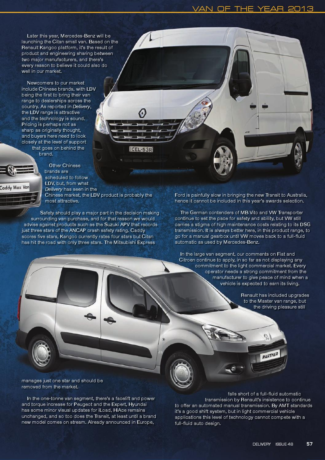 delivery magazine issue 48 by motoring matters magazine group issuu rh issuu com
