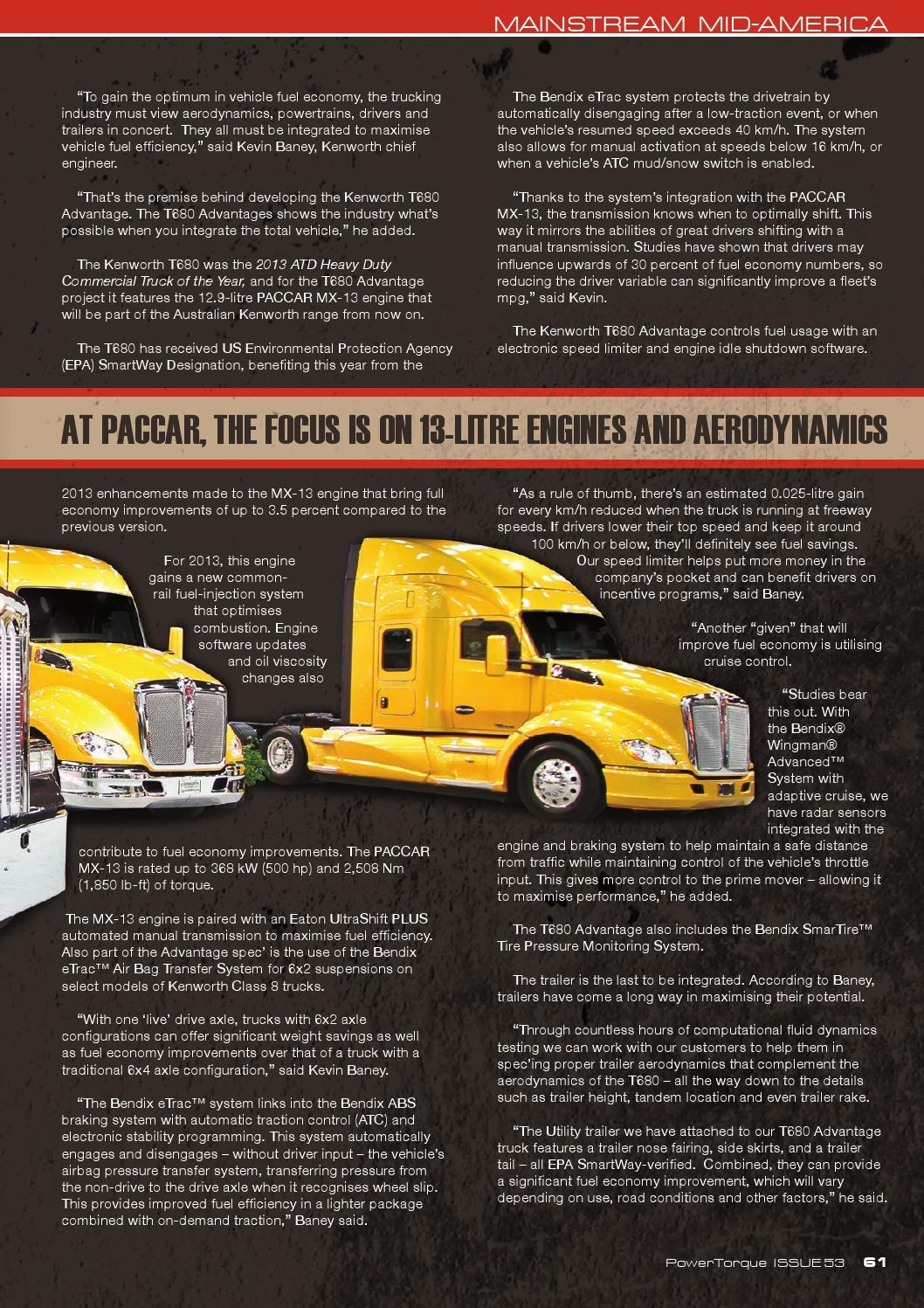 PowerTorque Magazine Issue 53 by Motoring Matters Magazine