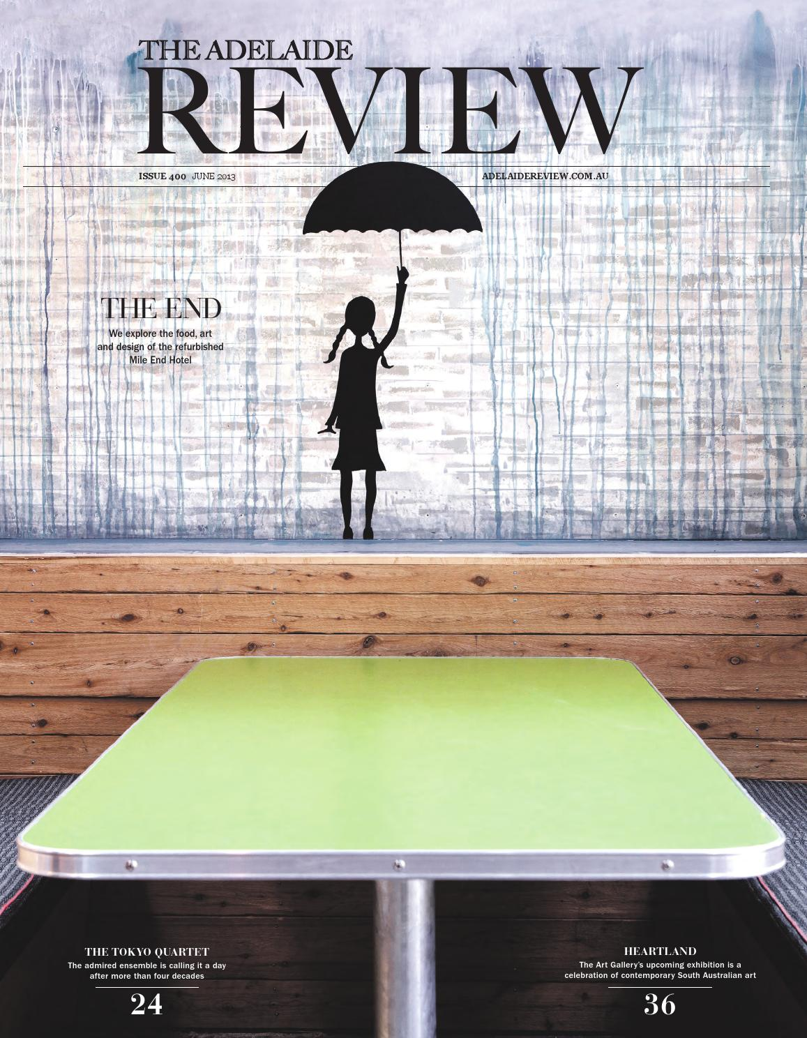 The Adelaide Review June 2016 By