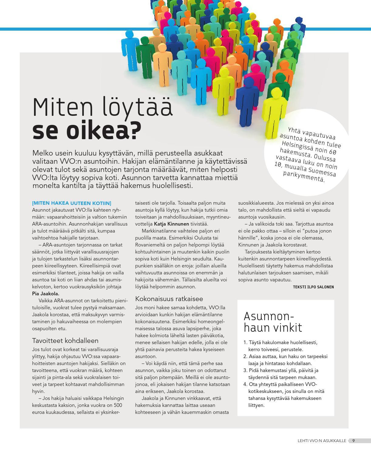 Asukas 2 2013 by Otavamedia OMA - issuu 744014d0f3