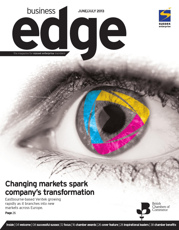 Business Edge 15 by Distinctive Publishing - issuu