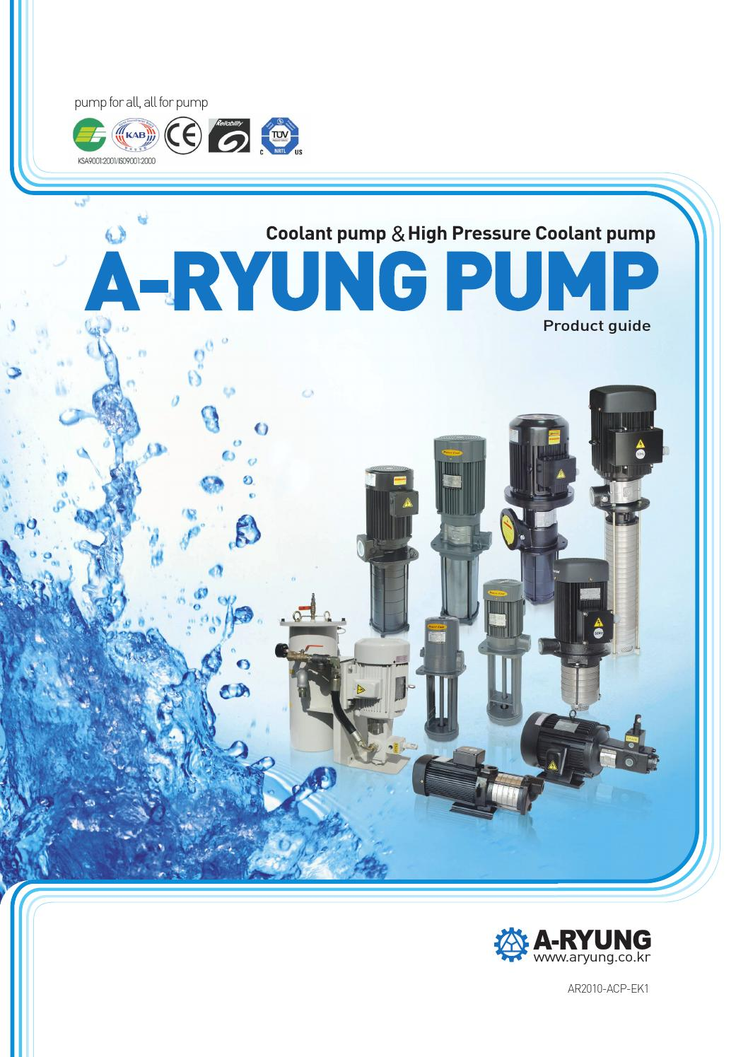 Dayton High Pressure Coolant Pumps : Coolant pumps high pressure by formation