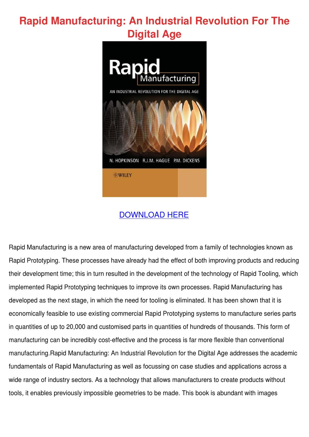 Design, data and process issues for mega-scale rapid manufacturing machines used for construction