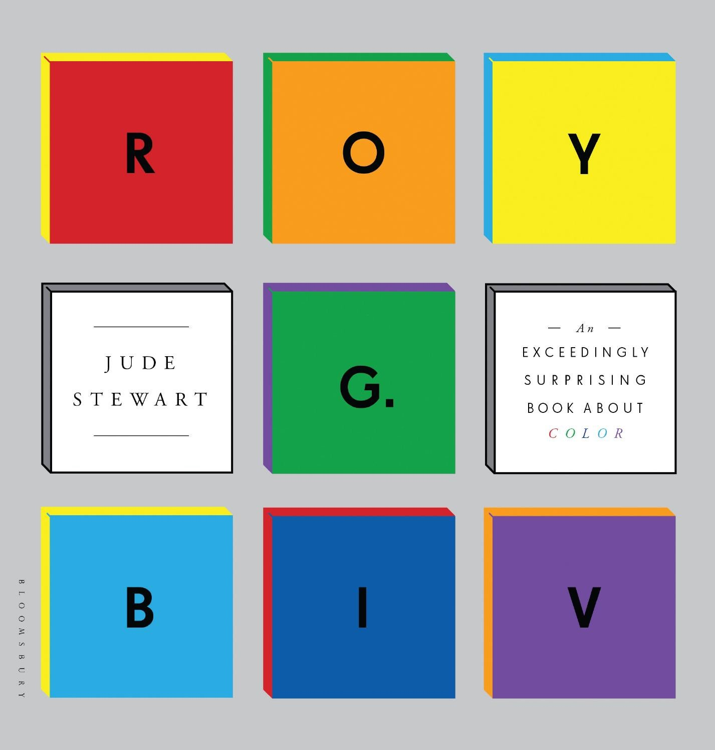 Intro to ROY G. BIV by Bloomsbury Publishing - issuu