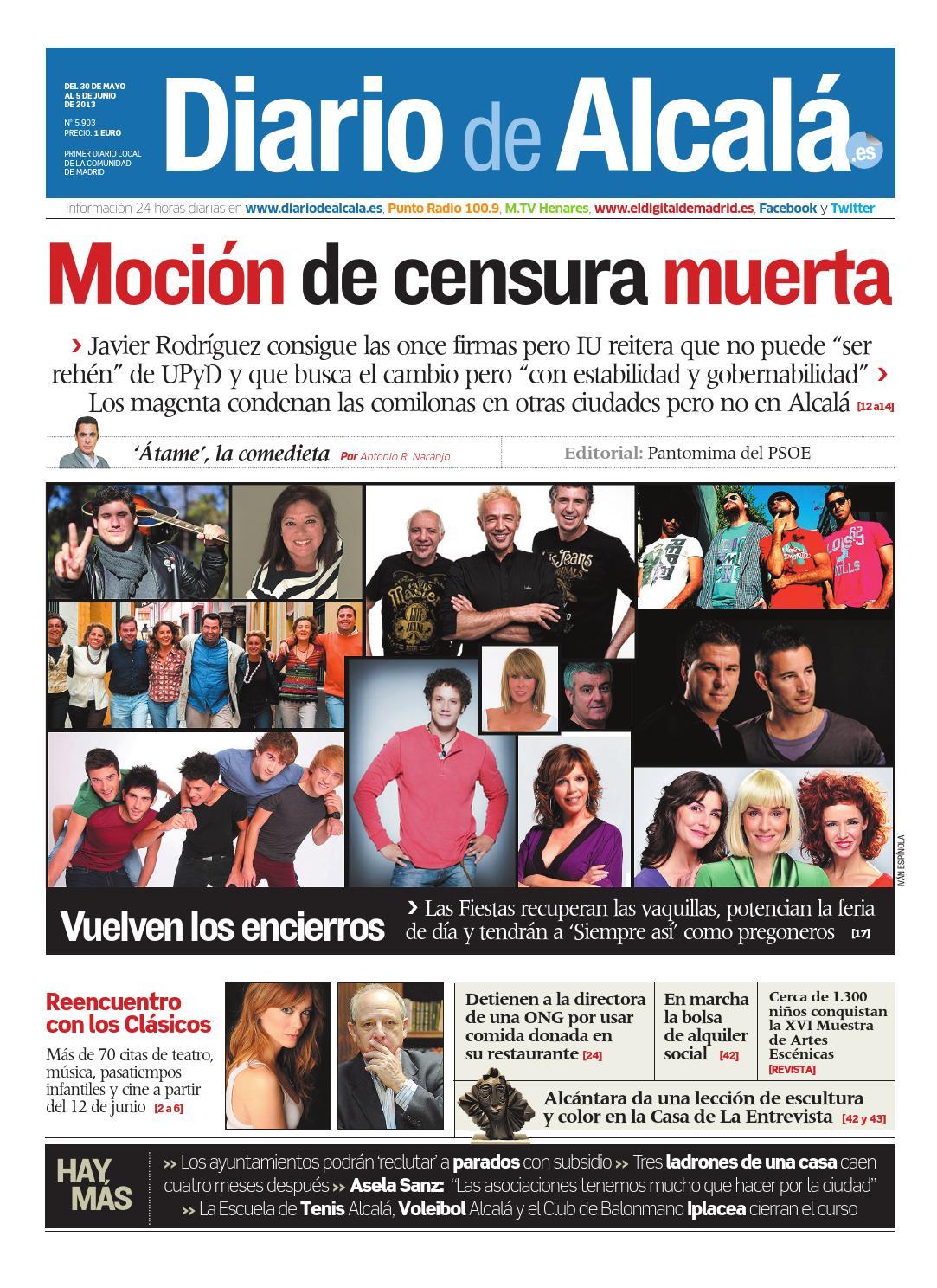 30.05.13 by Diario de Alcalá - issuu