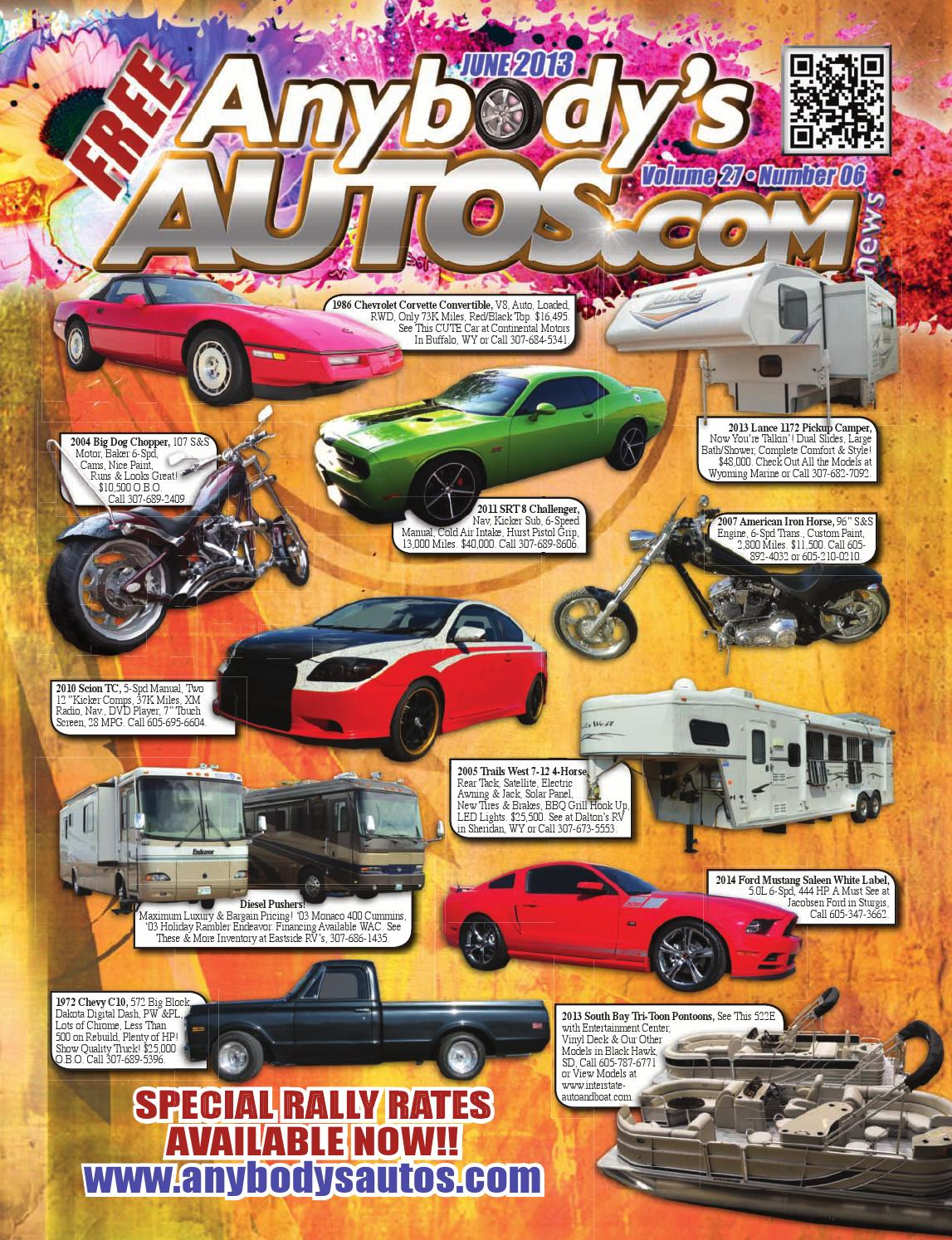 e5ff391f85 June 2013Anybodys Autos News Magazine by Anybodys Autos - issuu