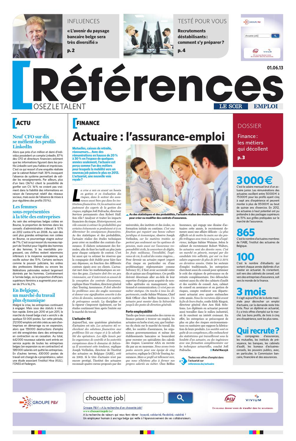 finance   les m u00e9tiers qui d u00e9collent by jobs  u0026 careers cv