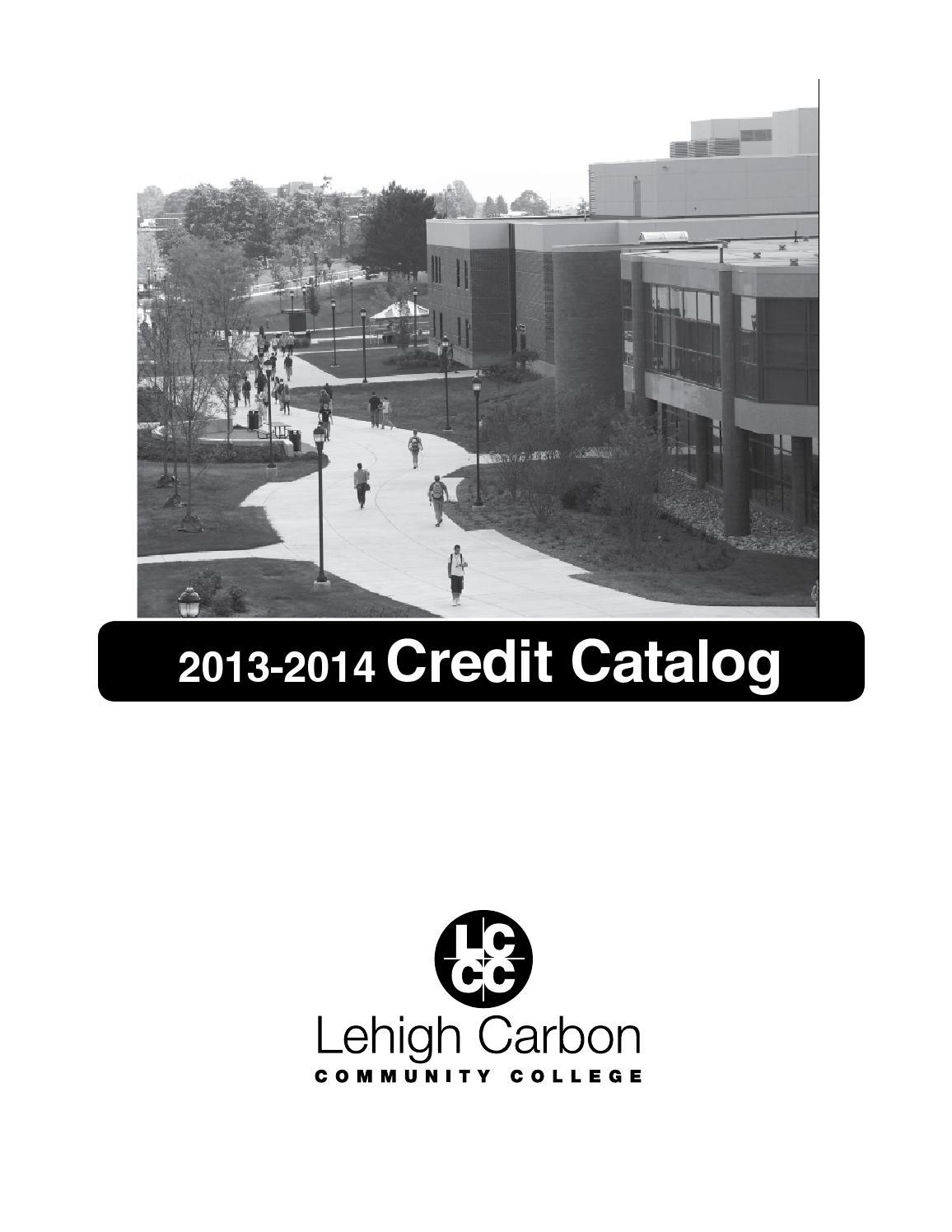2013 14 Lccc Credit Catalog By Paula Hannam Issuu 215291serialcablewiring