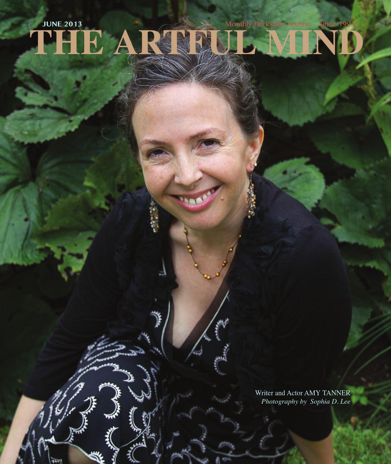 The artful mind artzine (revised) june 2013