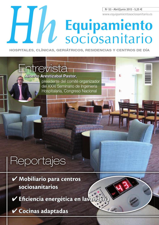Hh Equipamiento sociosanitario - 53 by Peldaño - issuu