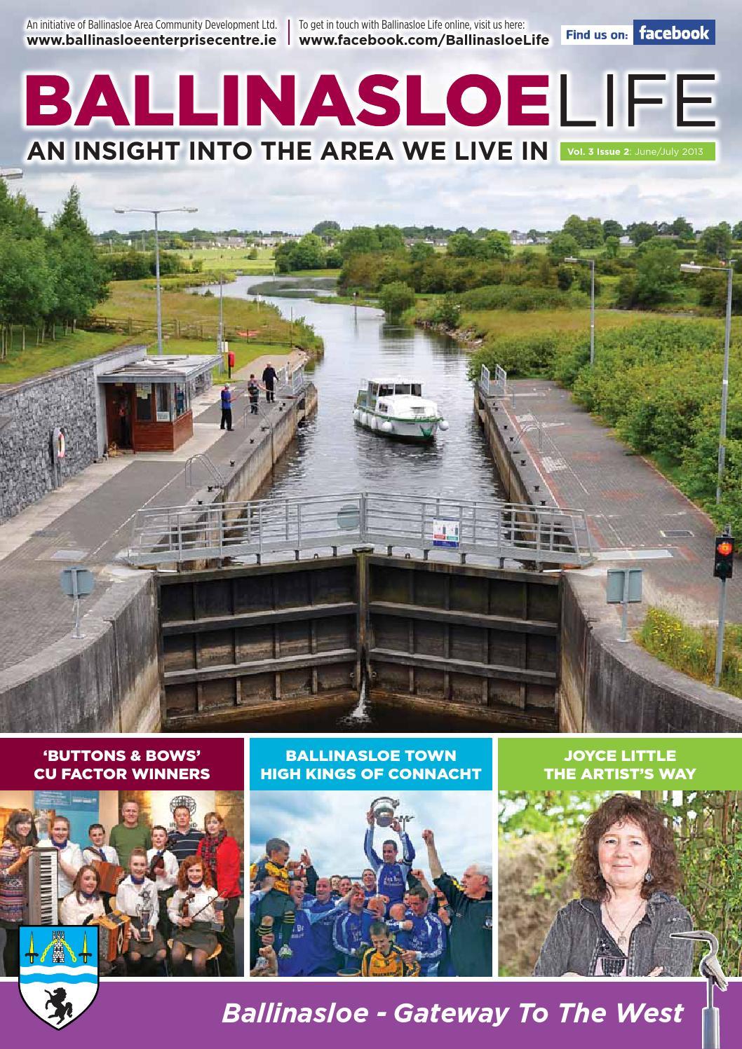 Ballinasloe Life Vol. 2 Issue 6 Feb/March 2013 by Ballinasloe