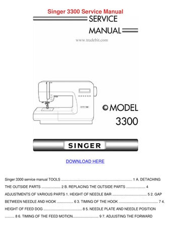 Kubota b7100 hst owners manual