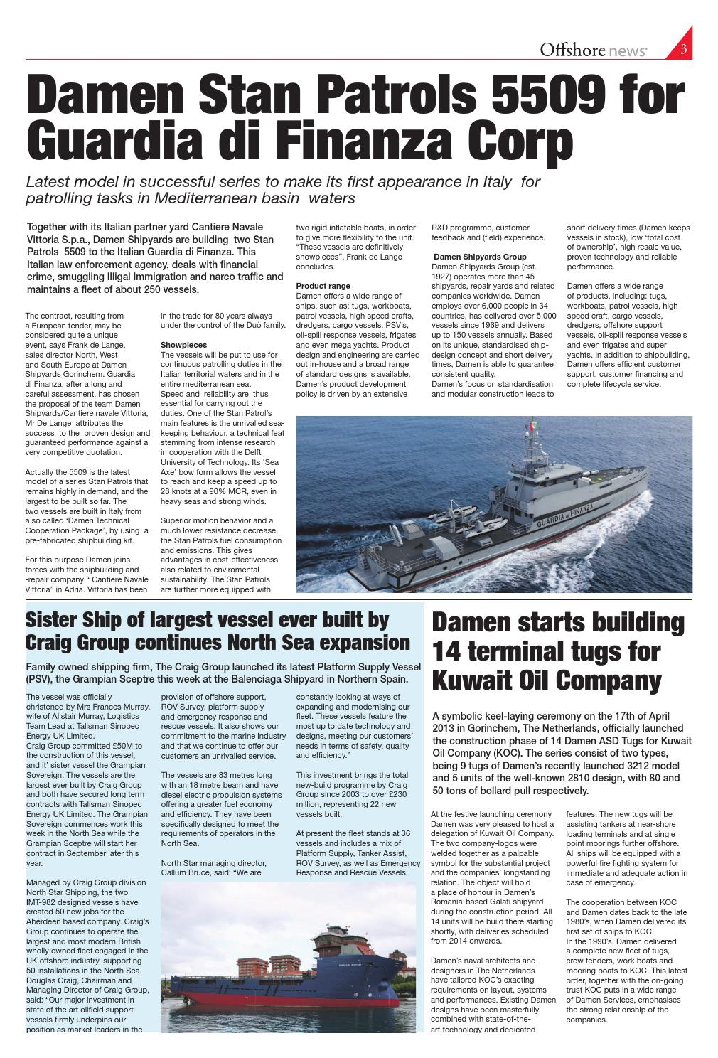 Offshore News edition 49 by Offshore News - issuu