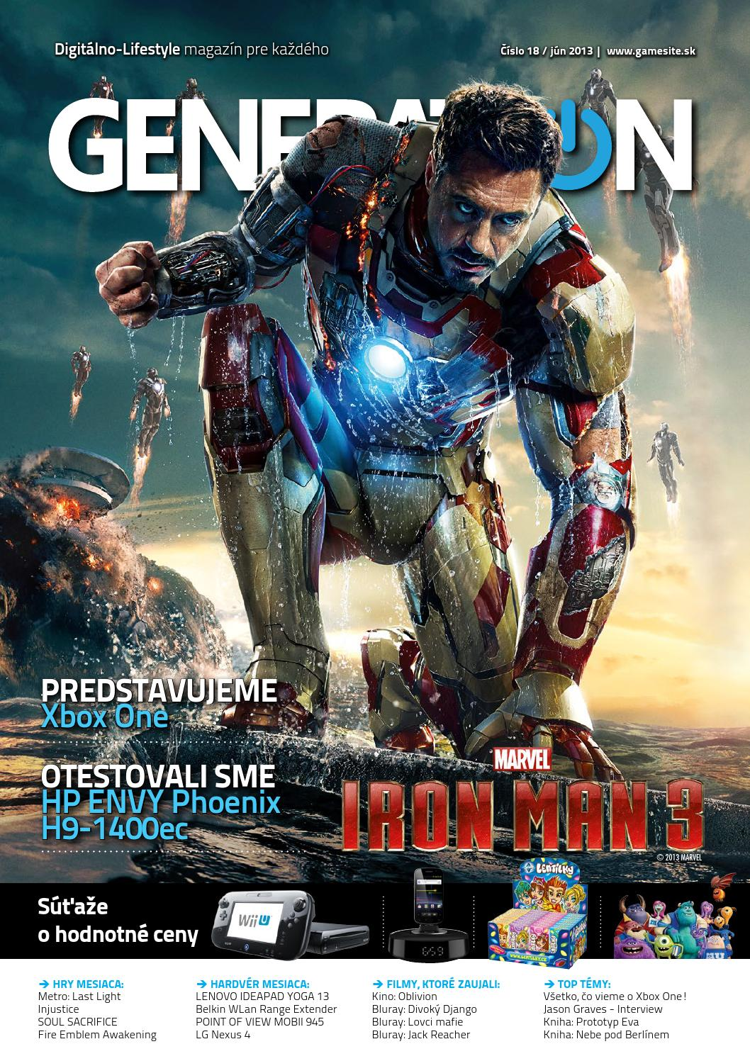 67046bb7265d Generation magazín  018 by Generation magazine - issuu