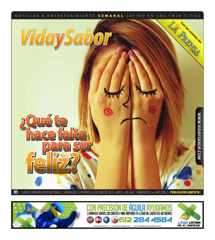 Vidaysabor 464 by Latino Communications Network LLC - issuu
