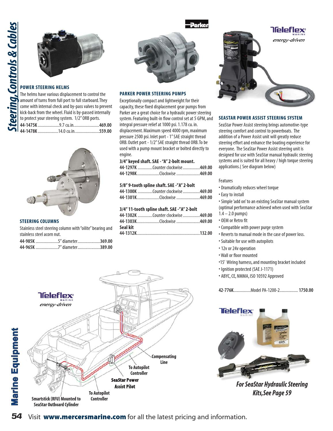 2013 2014 catalogue pdf by Mercer's Marine - issuu