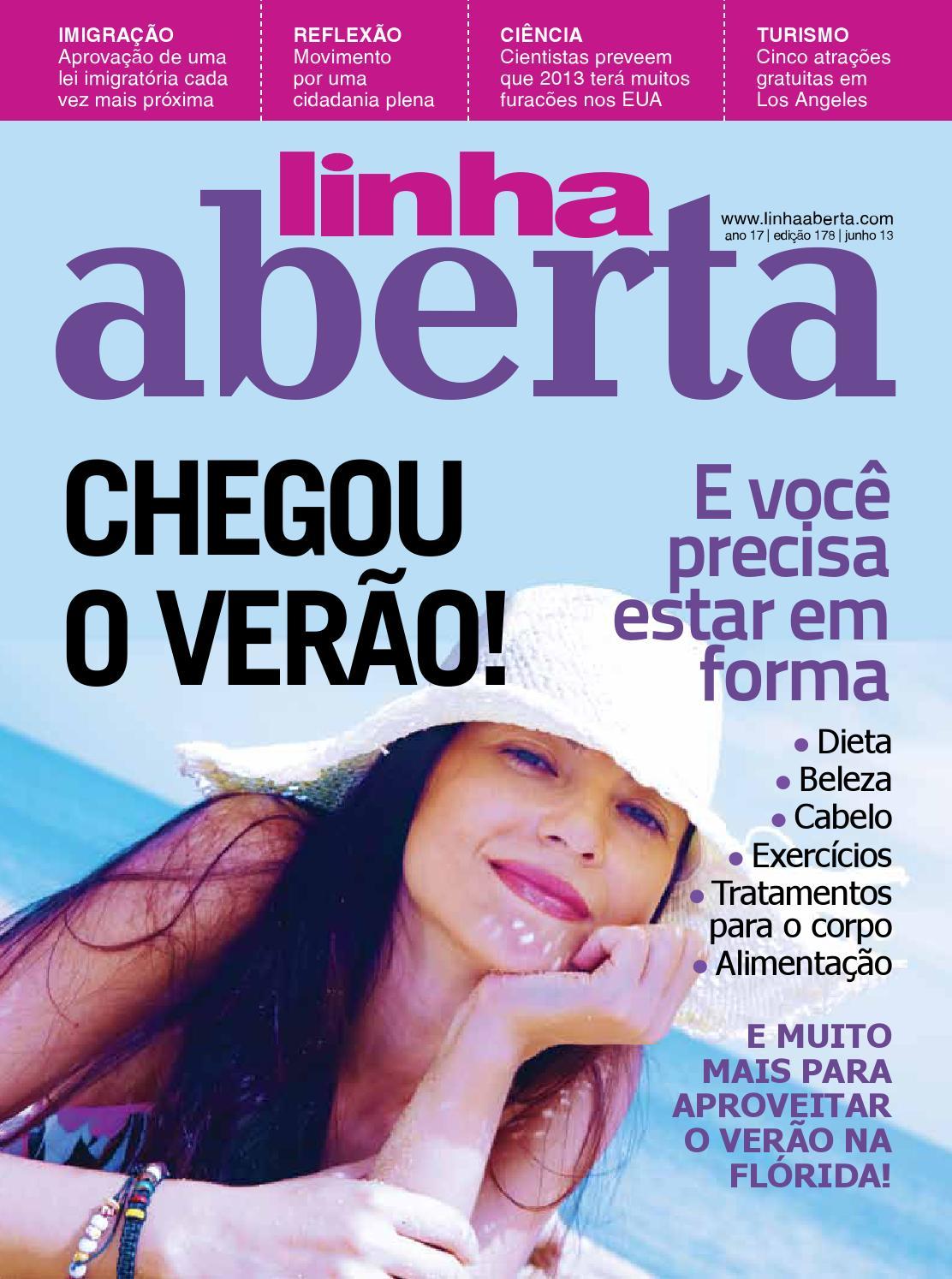 Linha Aberta Magazine - 178 June 2013 issue by Linha Aberta Magazine - issuu b5442f8029