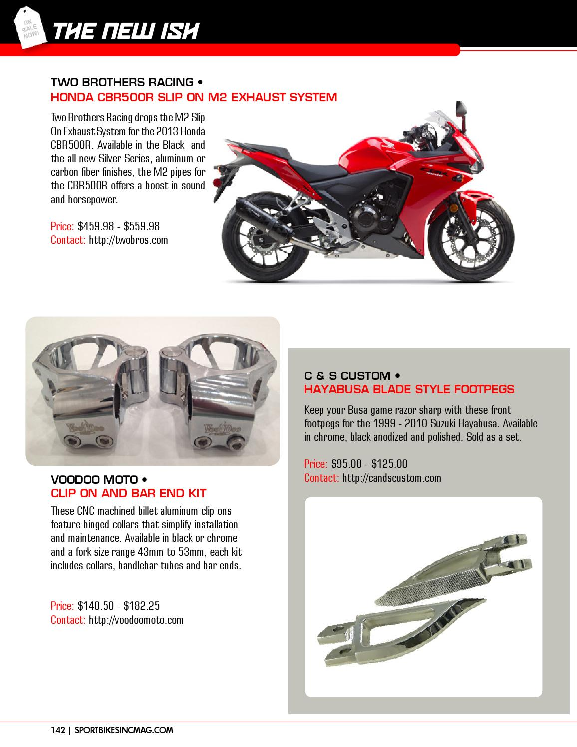 SportBikes Inc Magazine May 2013 (Volume 3, Issue 8) by Hard