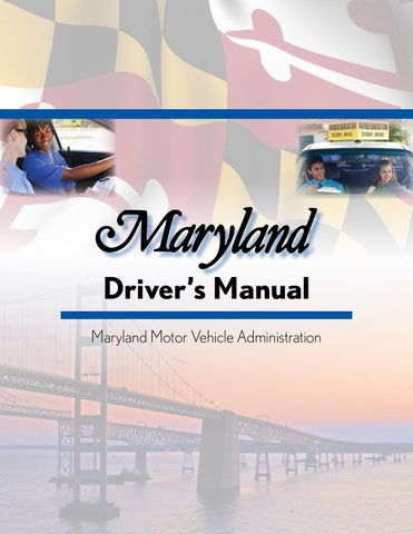maryland drivers manual by wcbaltimore - issuu