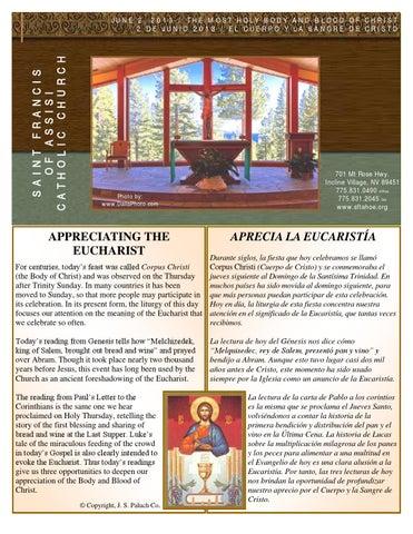 Saint F Rancis Of As S Isi Cathol Ic Churc H