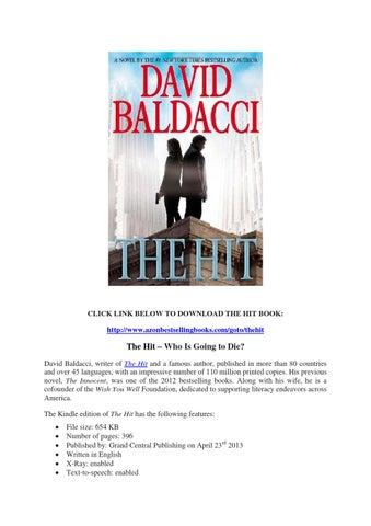 One Summer David Baldacci Pdf