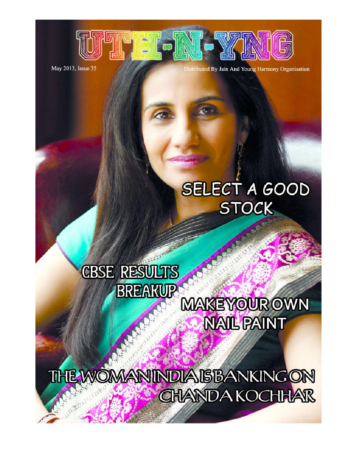 UTH-N-YNG 35th Issue by JAY-HO by Jain And Young Harmony