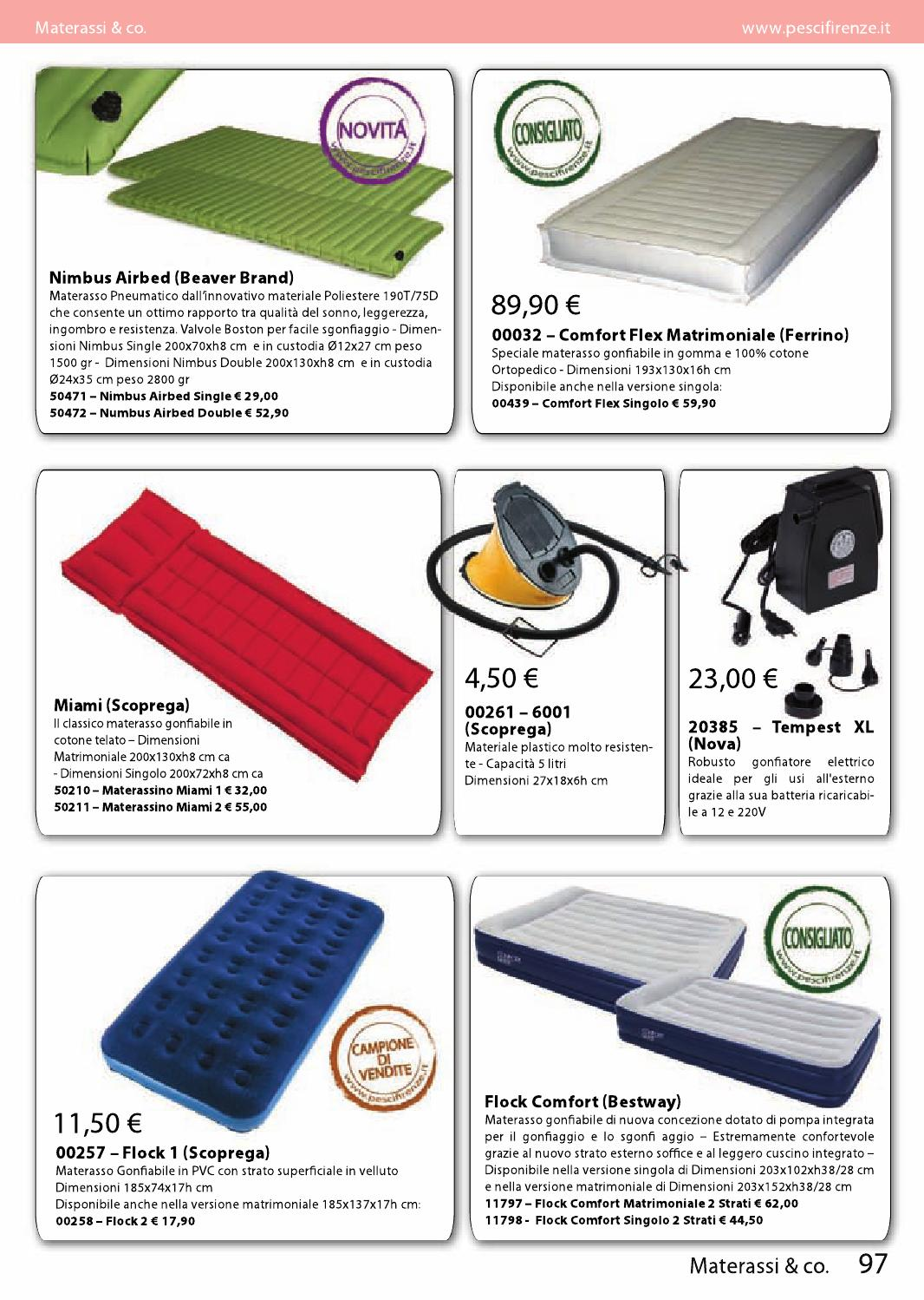 Ez Bed Letto Gonfiabile.Pesci Camping Store Catalogo 2013 Low By Pesci Camping Store Issuu