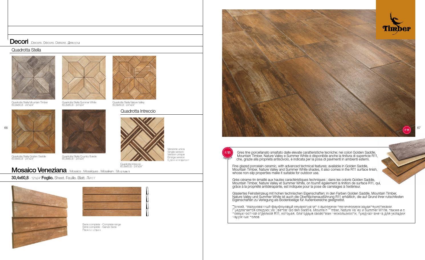 Gres Porcellanato Smaltato Caratteristiche serenissima timber by edil italy - issuu