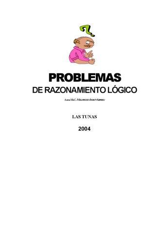 51677305 problemas razonamiento logico 1(2) by jeferson chimbo - issuu