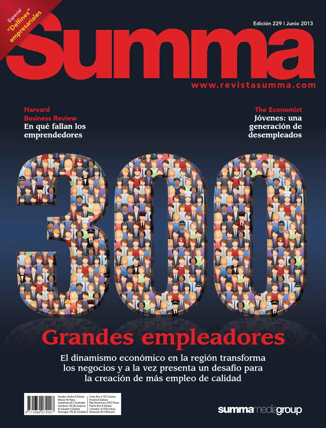 b0ffc2ac6de3b Edición 229 by Revista Summa - issuu