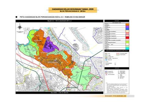 Rancangan tempatan daerah alor gajah by uppjpbd issuu cadangan kelas kegunaan tanah 2020 blok perancangan 6 brisu ccuart Gallery