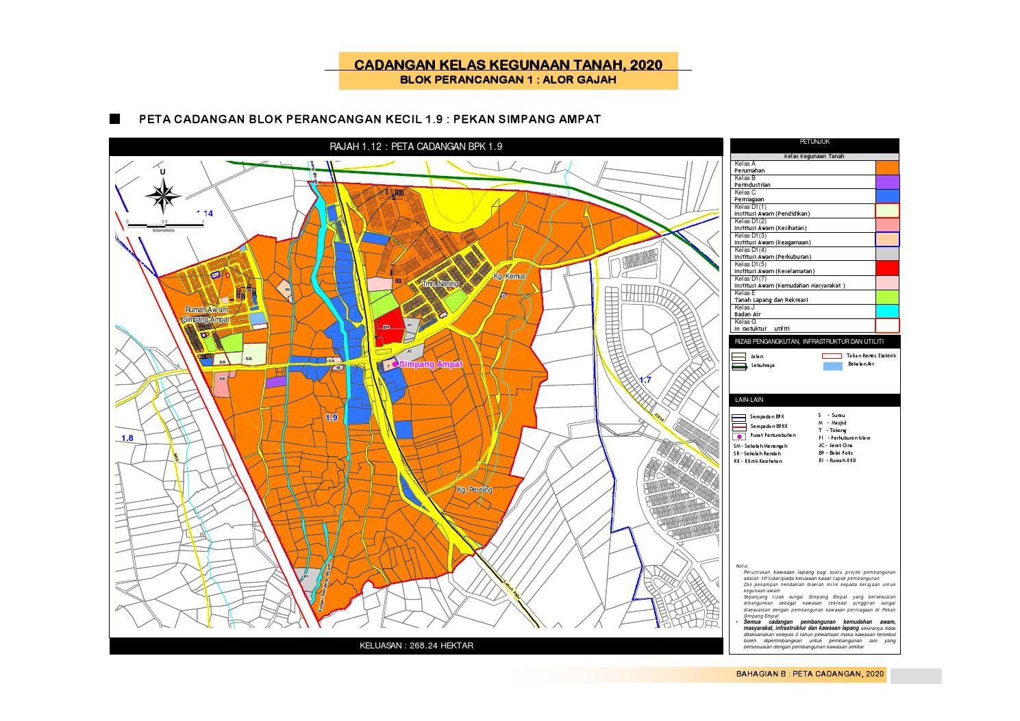 Rancangan tempatan daerah alor gajah by uppjpbd issuu ccuart Gallery