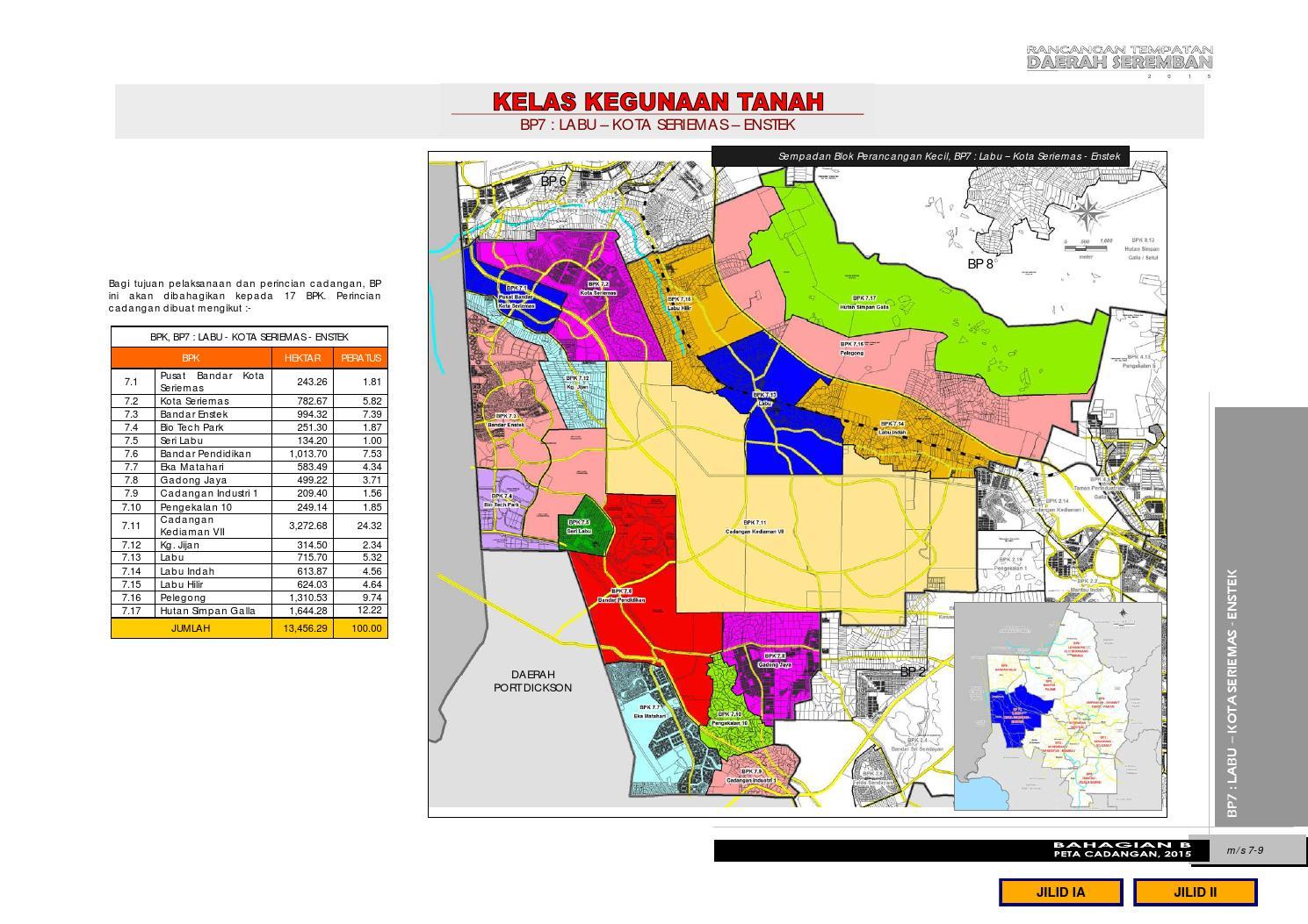 Rancangan tempatan daerah seremban 2015 by uppjpbd issuu ccuart Gallery