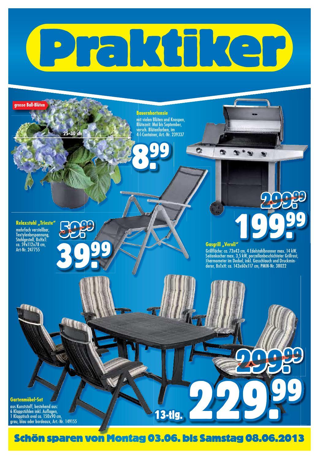 praktiker katalog g ltig bis 08 06 by broshuri issuu. Black Bedroom Furniture Sets. Home Design Ideas