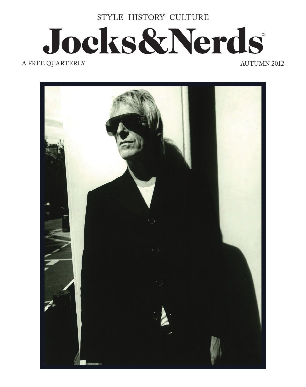 052afddfd Jocks&Nerds Issue 5, Autumn 2012 by Jocks&Nerds Magazine - issuu