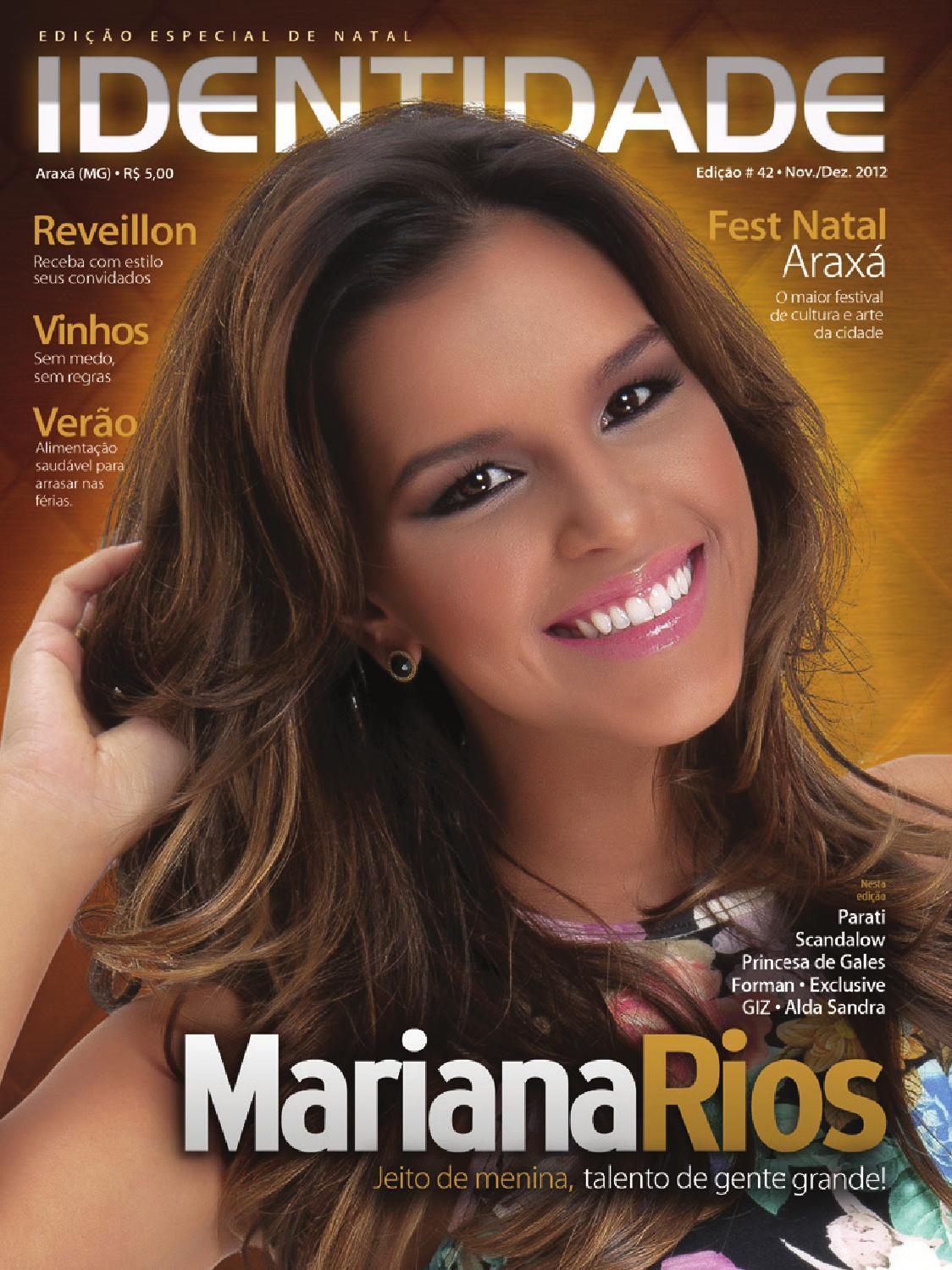 a3bae9503 Edição 42 Revista Identidade by Revista Identidade - issuu