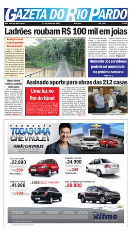 2652 by Gazeta do Rio Pardo - issuu 7acd3ae4424a2