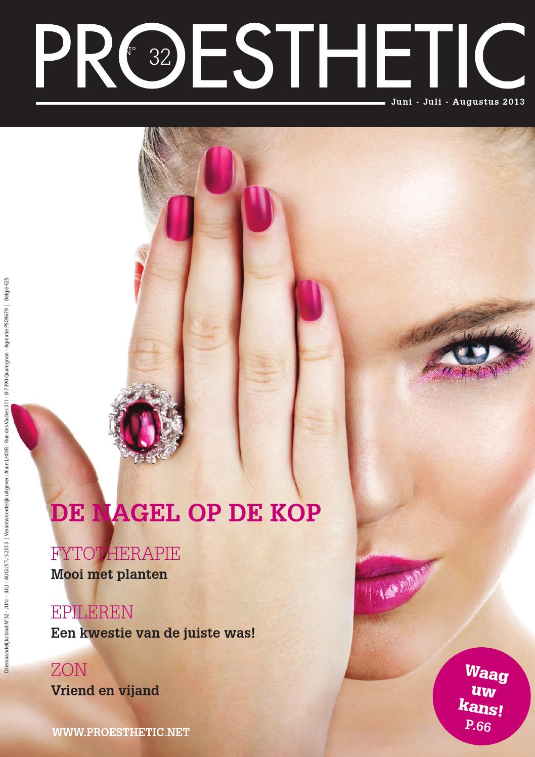 Pro Esthetic N 32 Belgie By Eurobest Products Issuu