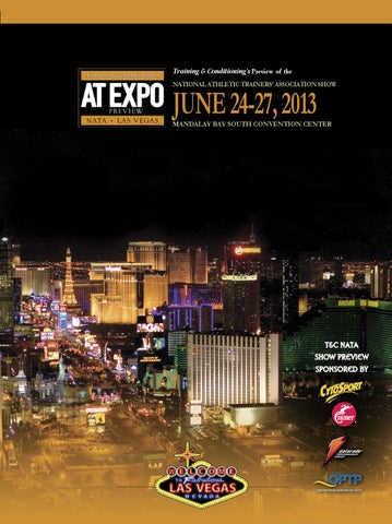 AT EXPO - NATA 2013 Preview by Momentummedia - issuu