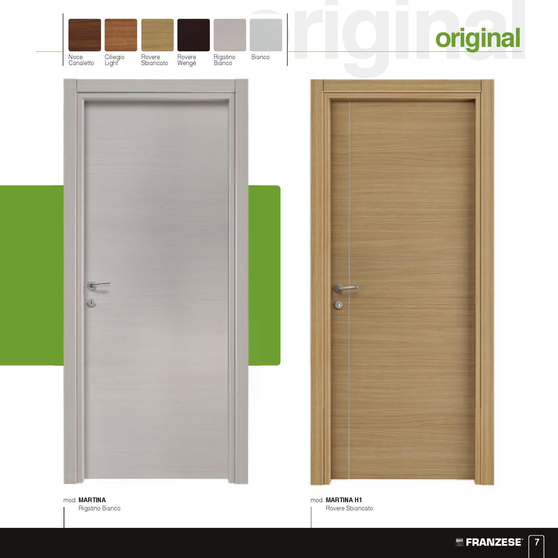 Rovere sbiancato porte beautiful porte interne in legno for Porte dorica castelli prezzi