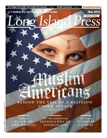 Volume 11, Issue 05 - May 2013 - Muslim Americans by Long
