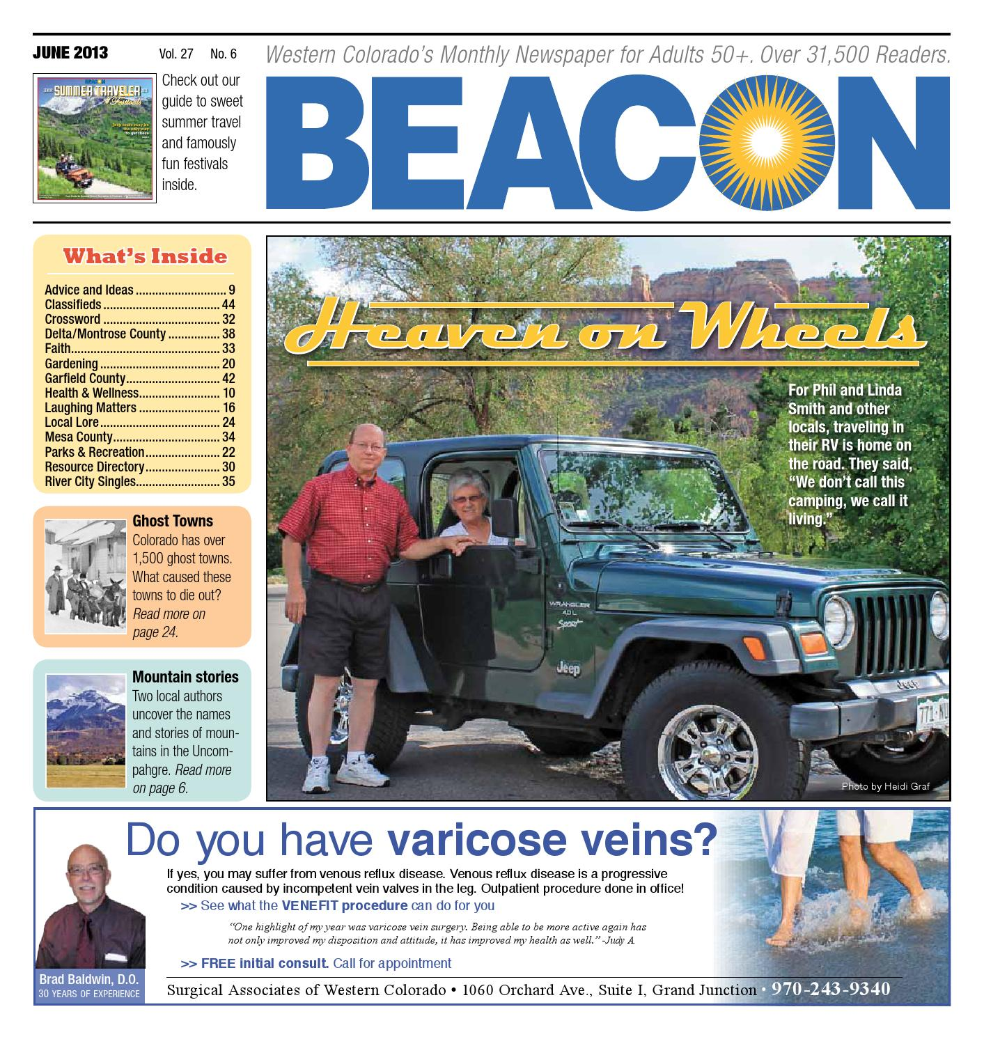 BEACON - June 2013 by BEACON Senior Newspaper - issuu