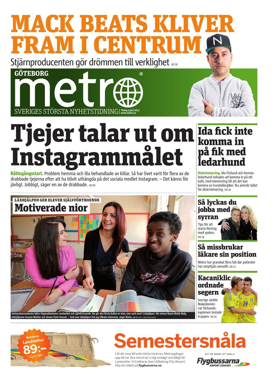 20130604 se goteborg by Metro Sweden - issuu db986168ac2f0