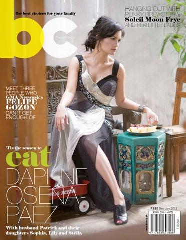 6cb46eeb2171 Issue 2 BC Philippines - Cover 1 Dec-Jan2011 Daphne Osena-Paez by BC ...