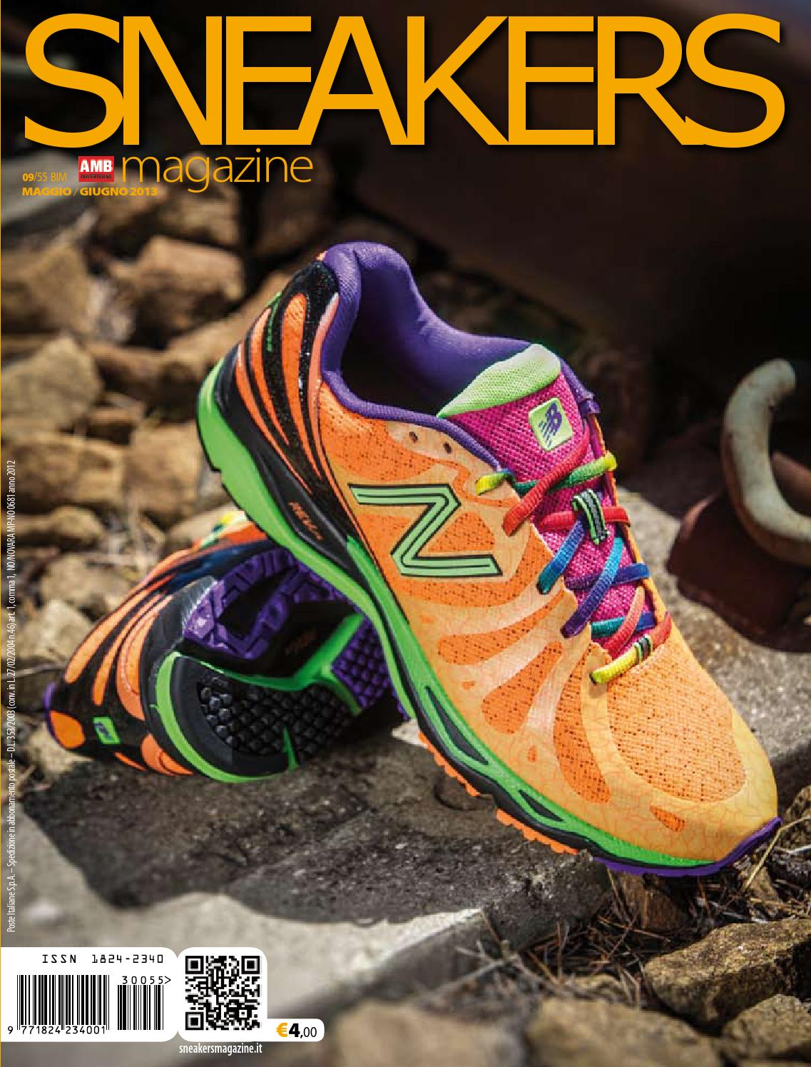 SNEAKERS magazine Issue 55 by Sneakers Magazine issuu