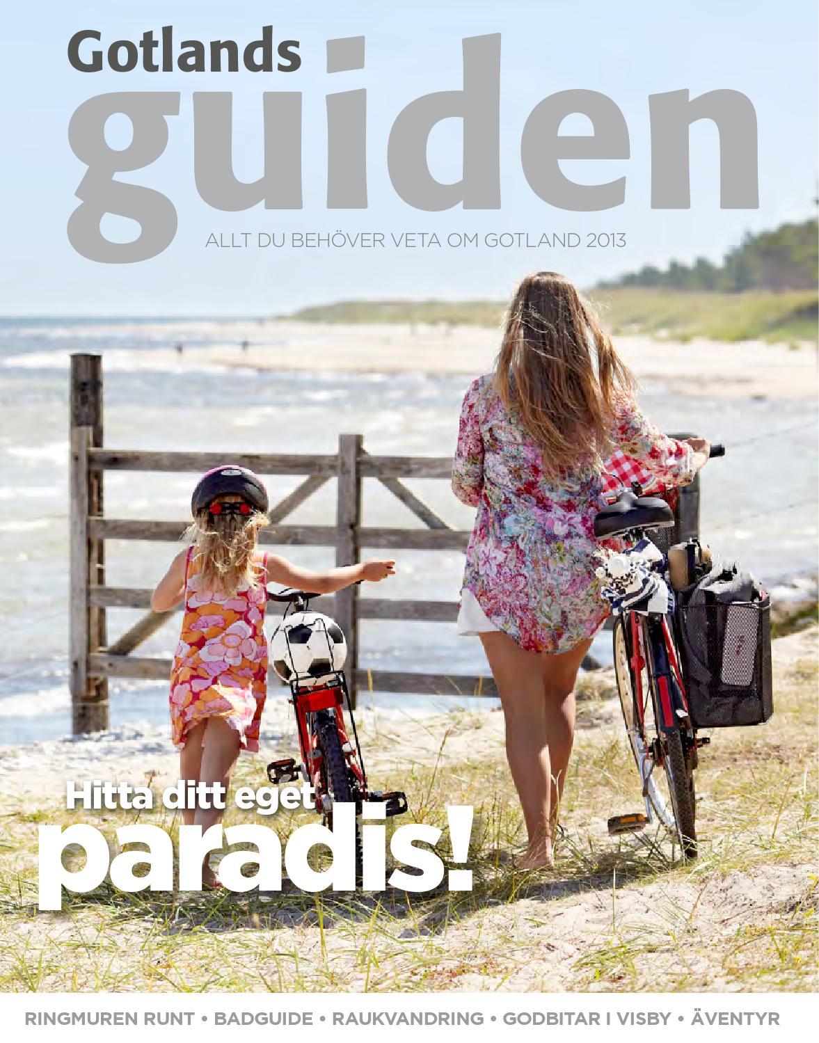 Gotland i siffror - Region Gotland