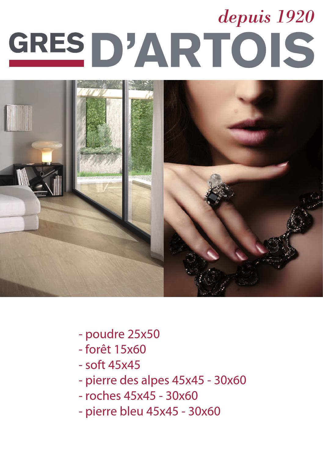 Catalogue Gres D'Artois 2012/2013 by AREA FRANCERAM - Issuu